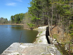 Vaughan Stream Dam