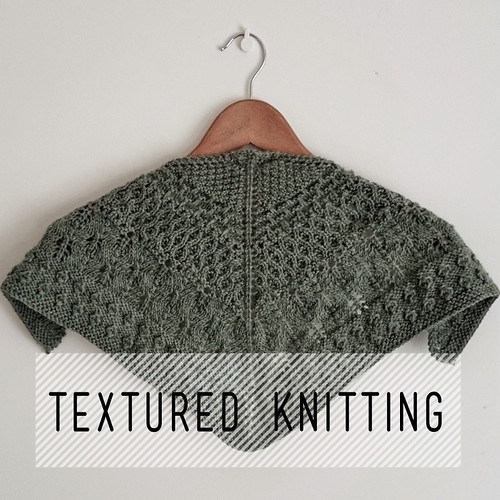 textured knitting workshop