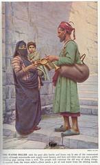 Egyptian Water Seller