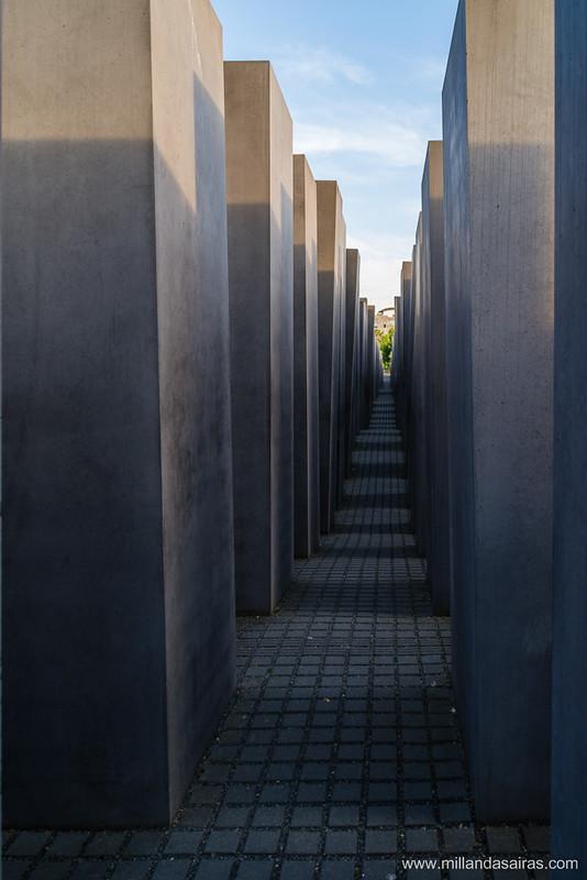 Monumento a los judíos de Europa asesinados