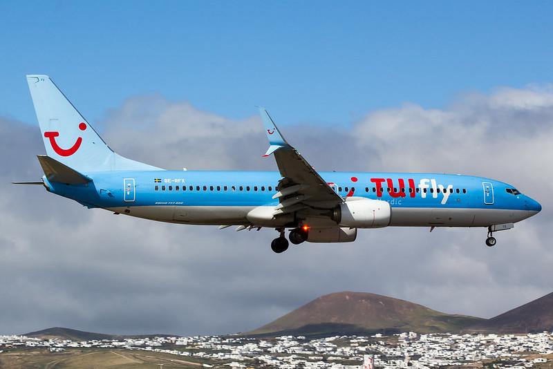 TUIfly Nordic - B738 - SE-RFX (2.5)