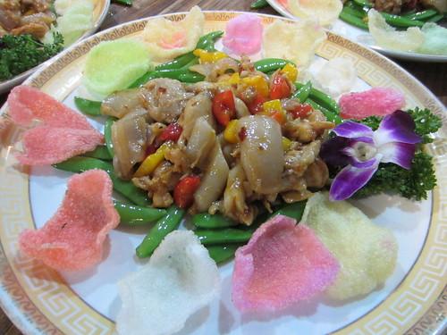 台南推薦餐廳-到台南商務會館參加公司尾牙聚餐 (9)_XO醬炒雙脆