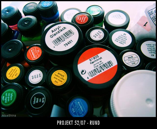 Projekt 52/07 - Rund