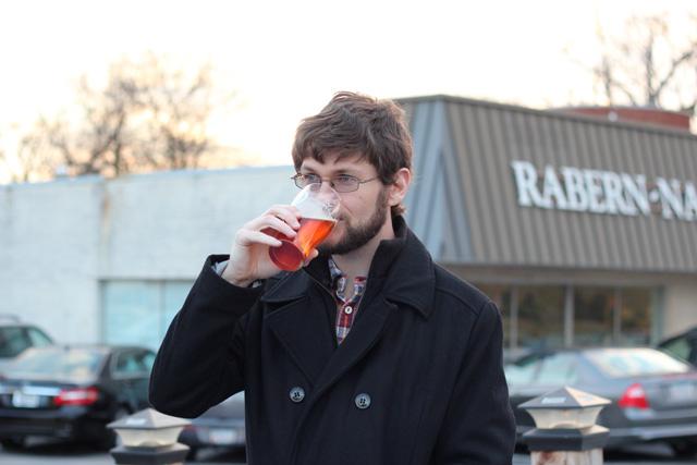 Craft Beer at Blue Tarp Brewery