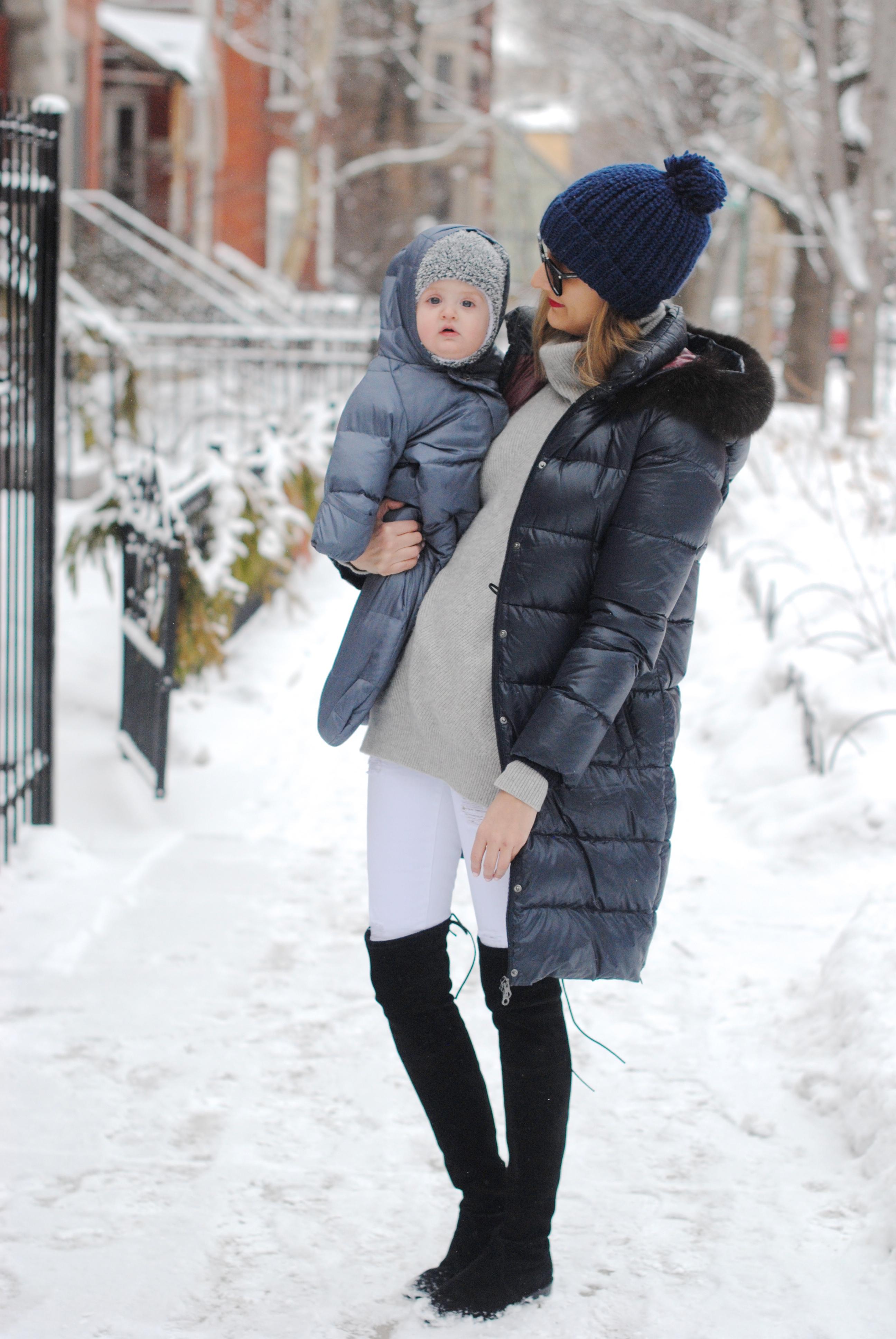 Baby Bunting Bag (See Jane + Harry Wear)