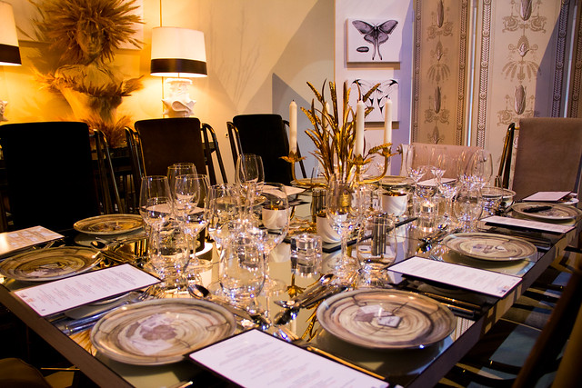 Mongram Dinner by Design - Chef Amanda Ray