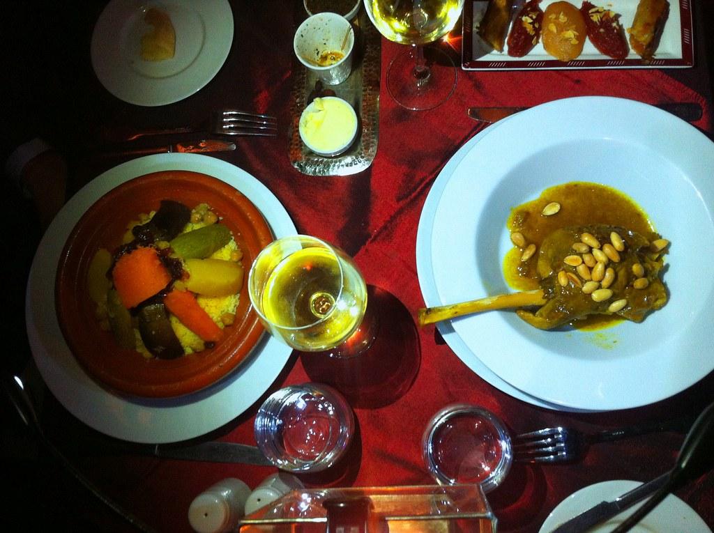 La gastronomía, sus platos y elaboración, son un referente gastronómico a nivel mundial La Maison Arabe, experiencia mágica en Marrakech - 16374281502 2d3e027aa2 b - La Maison Arabe, experiencia mágica en Marrakech