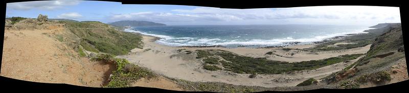 風吹砂風景