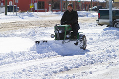 auto racing(0.0), winter storm(0.0), freezing(0.0), winter(1.0), vehicle(1.0), snow(1.0), snow removal(1.0), snowplow(1.0), snow blower(1.0), blizzard(1.0),