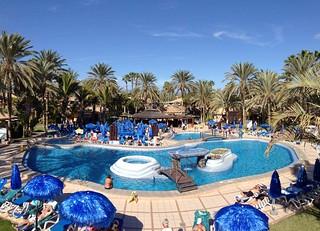 Dunas Suites & Villas - January pool!