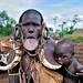 Mursi tribes by tarek touma