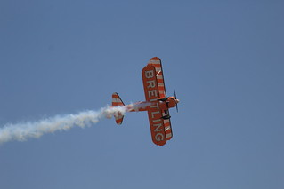 Aero India 2015 - Breitling Wingwalkers