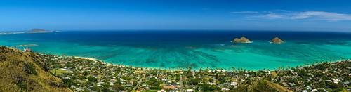 ocean beach hawaii islands nikon oahu reef kailua lanikai d5300