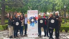 31ª Feria Internacional del Disco de Valladolid-Castilla y León. Rueda de Prensa.