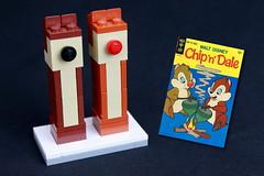 Brick Buddies- Chip-n-Dale