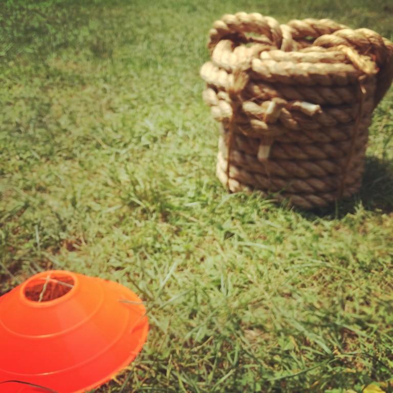 2. Backyard games
