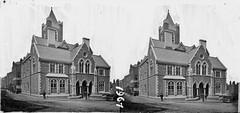 Gothic style institutional building, Dublin City, Co. Dublin