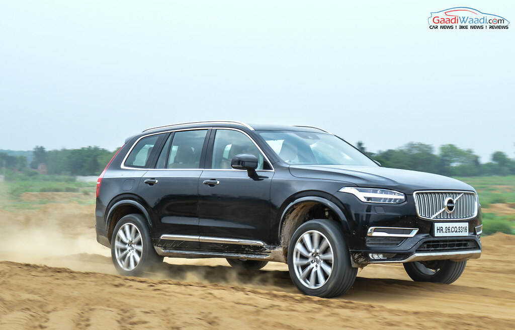 volvo xc90 India Review-51
