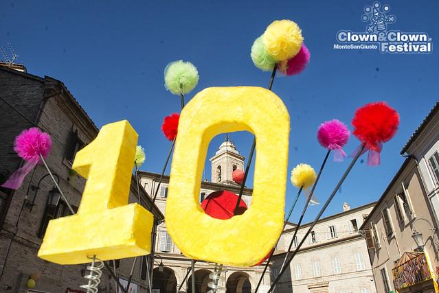 Clown&Clown Festival 2014 - Monte San Giusto