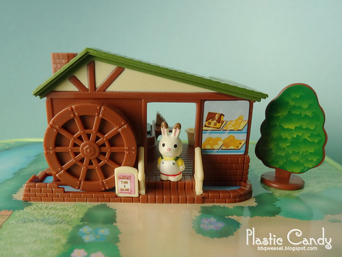 Mini Watermill Bakery