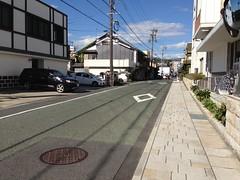 Former Nakasendo around Nakatsugawa-juku