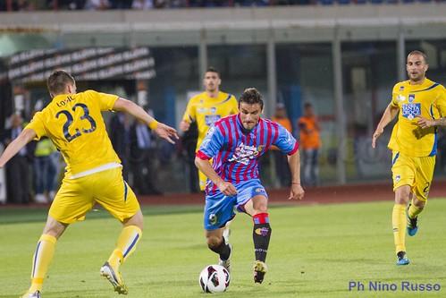 Catania-Inter, grande attesa per la 'prima' in casa$