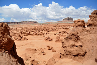Family Vacation to Goblin Valley