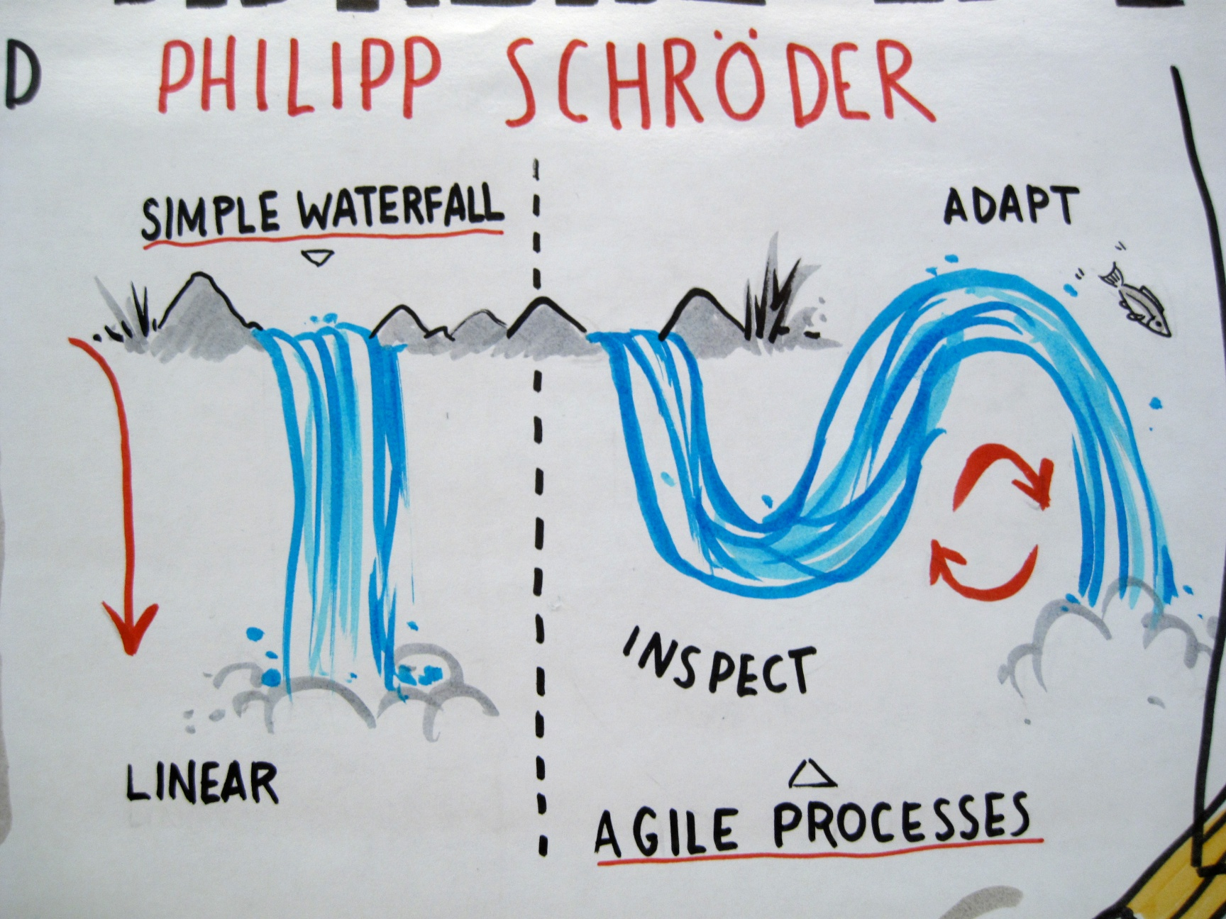 Project management archives phoenix ts for Difference between agile and waterfall testing