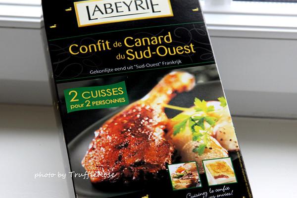 油封鴨義大利麵-Belgium-20120618