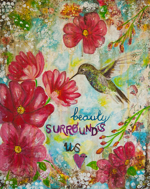 Beauty surrounds us