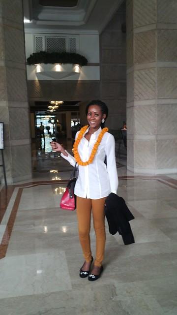 Nadia Ntahu in India (5)