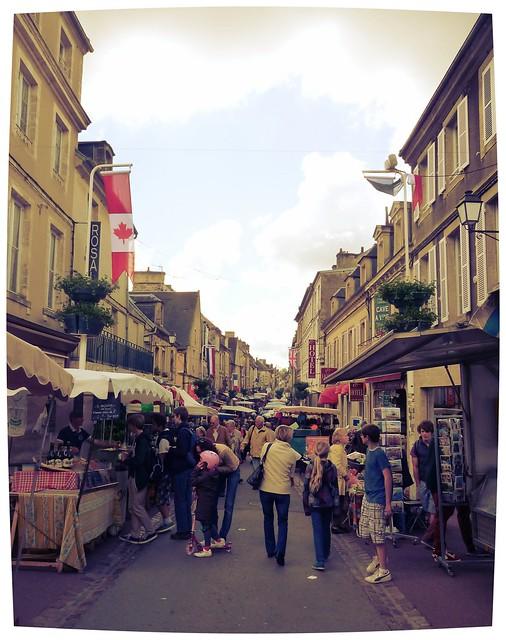Bayeux Market