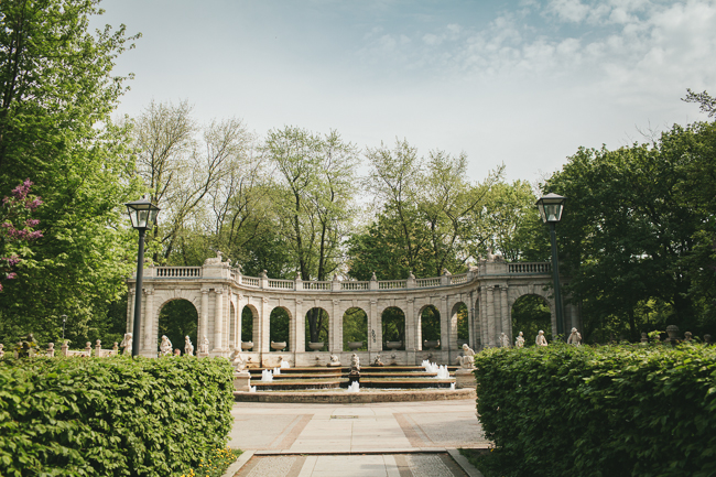 Volkspark Friedrichshain Fairy Tale Fountain