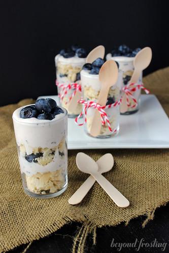 Blueberry Pie Parfaits http://beyondfrosting.wordpress.com