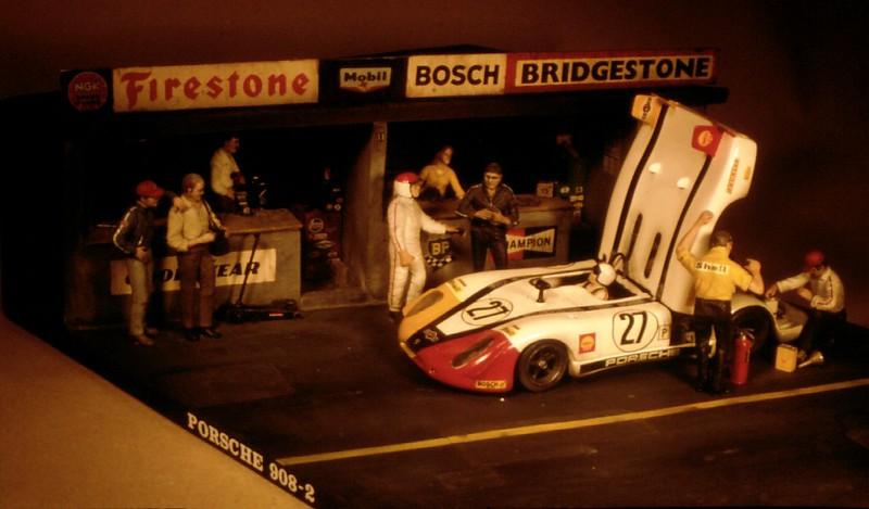 1:24 Martini Porsche 908/2 LH | Motorsports Modeling