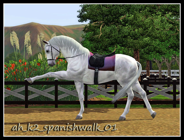 Spanish Walk 01