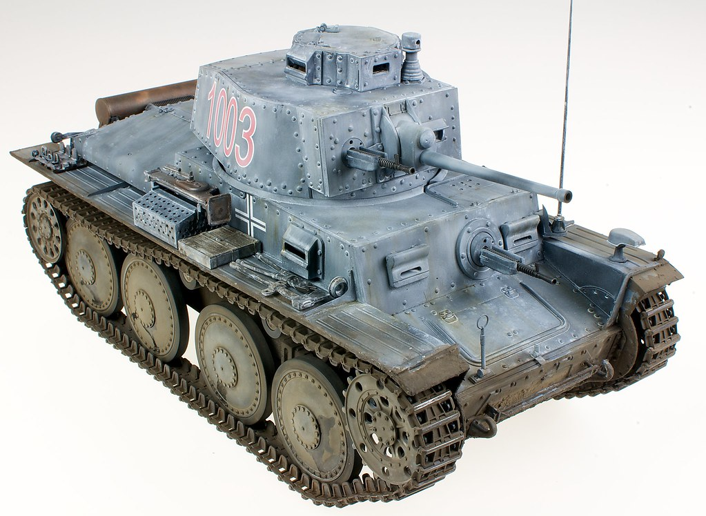 Panda Pz38 COMPLETED  429