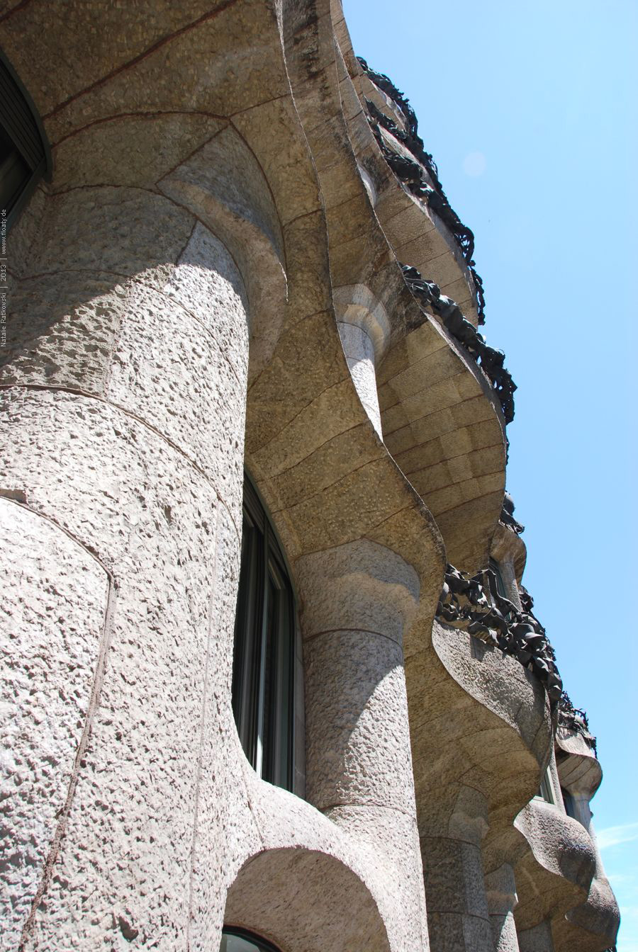 Antoni Gaudi: La Pedrera