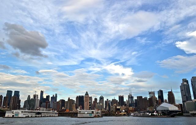 NYC skyline - midtown