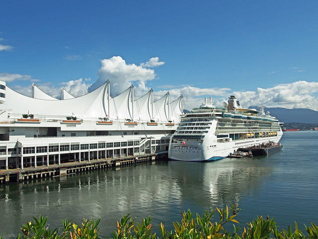 Vancouver Cruise Terminal  Flickr  Photo Sharing