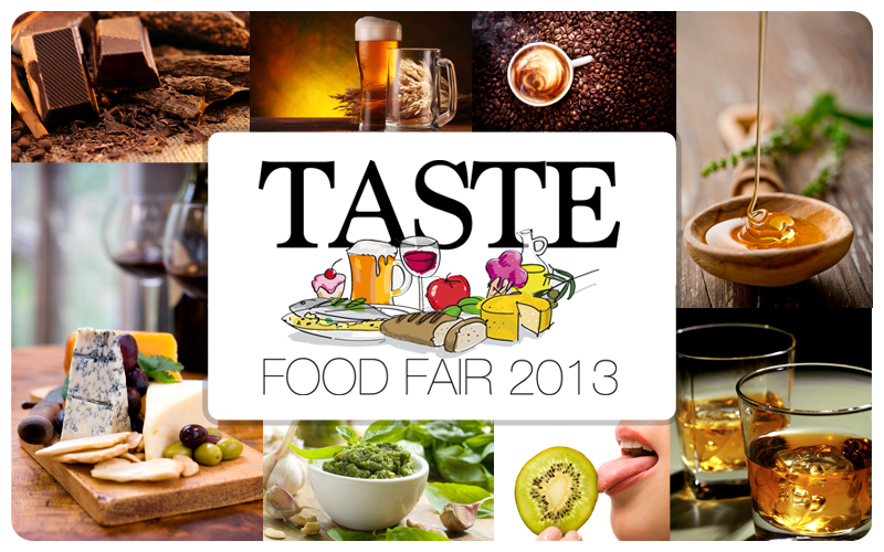 Taste Food Fair Konkurrence