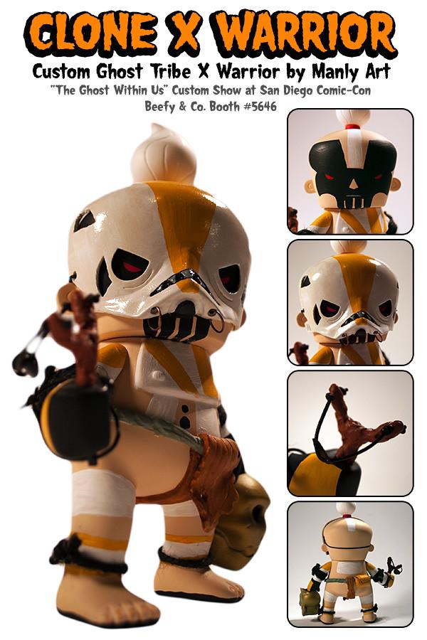 Clone X Warrior...
