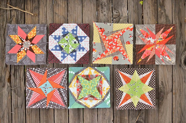Jan - Jul Lucky Stars Blocks