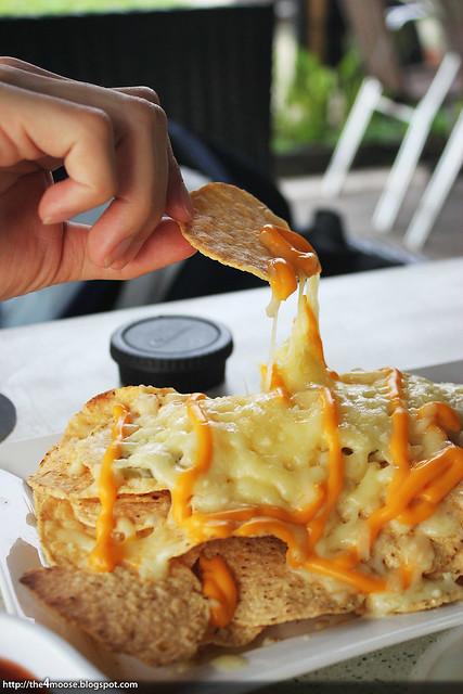 Changi Bistro - Ultimate Nachos