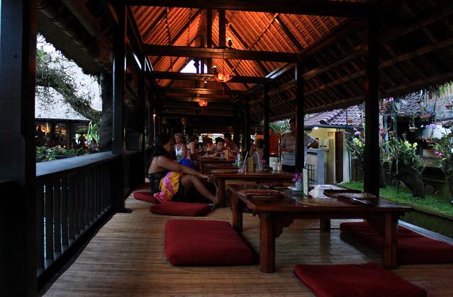 Restaurante en Ubud
