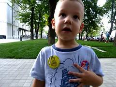 """S kampaňou """"Za zákaz kazetovej munície"""" v Košiciach"""