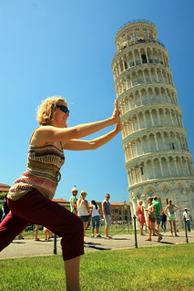 Pushing the Leaning Tower of Pisa - 3