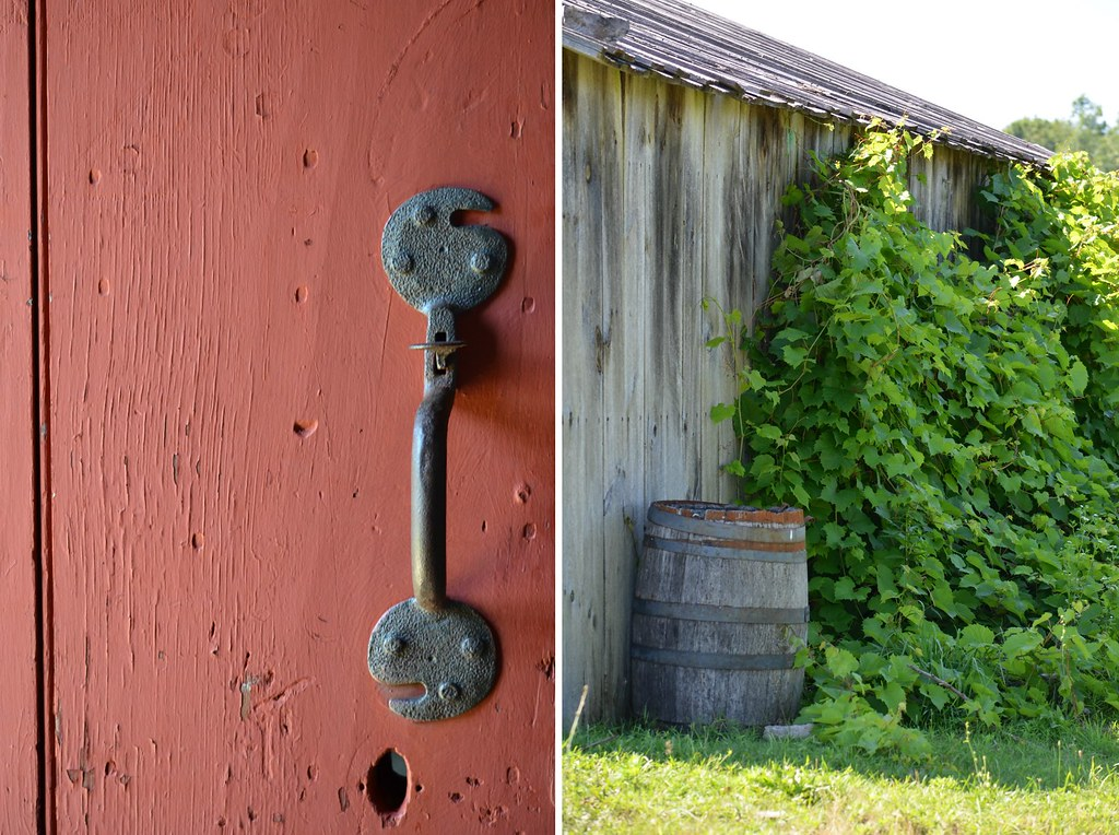 Door and Barrel