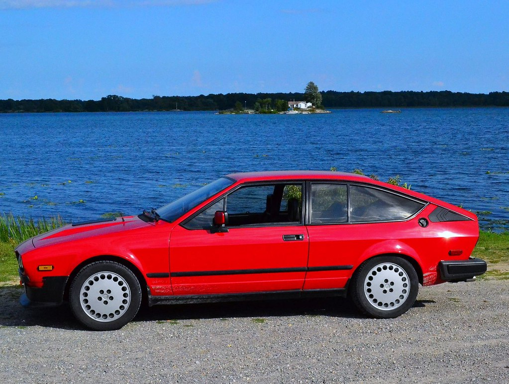 Alfa Romeo Bulletin Board & Forums - View Single Post - Post a pic of your alfa!
