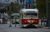 MUNI E Line - San Francisco - King and 4th - August 17, 2013  (1) by hoteldennis